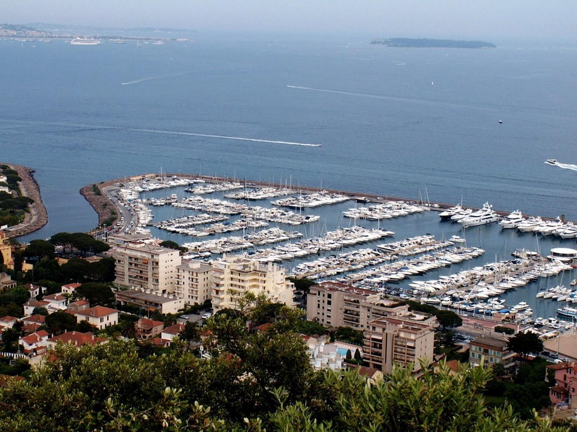 Vente Place de port la Napoule Mandelieu