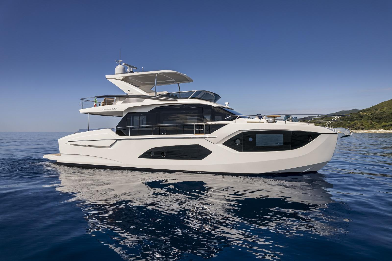 Absolute 60 Fly - Juin 2022