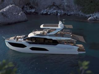 Absolute 60 FLY Modern Boat - Unité disponible Juin 2022