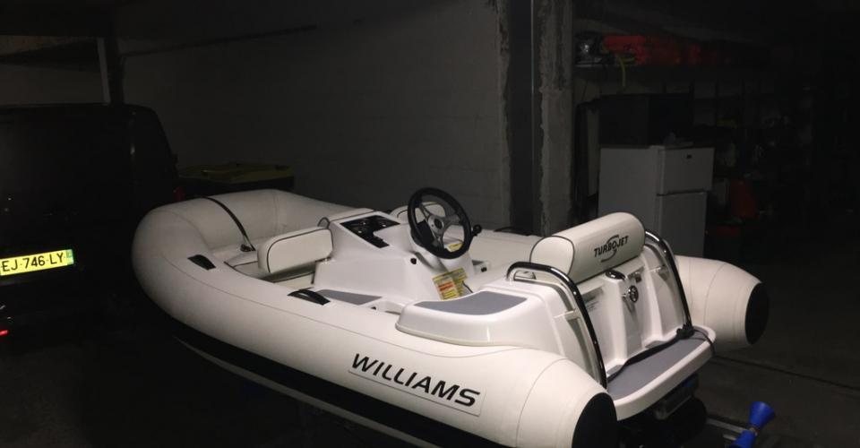 Annexe WILLIAMS 285 S