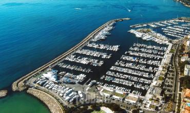 Vente place de port Golfe Juan