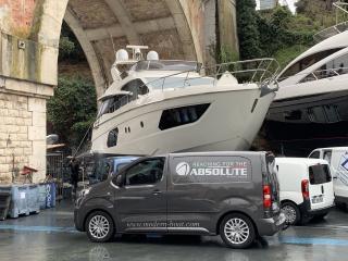 Entretien Absolute Modern Boat