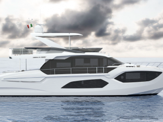 Absolute 60 FLY Concessionnaire Modern Boat Cannes Mandelieu