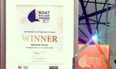 METS 2018 - BOAT BUILDER AWARDS