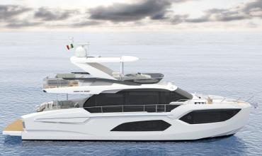 ABSOLUTE 60 FLY Génération 2022, alliance parfaite entre modernité et luxe