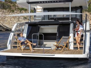 Absolute Navetta 64 Modern Boat Cannes Mandelieu