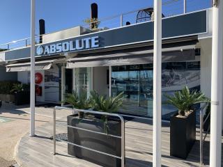 Bureaux Modern Boat Port La Napoule