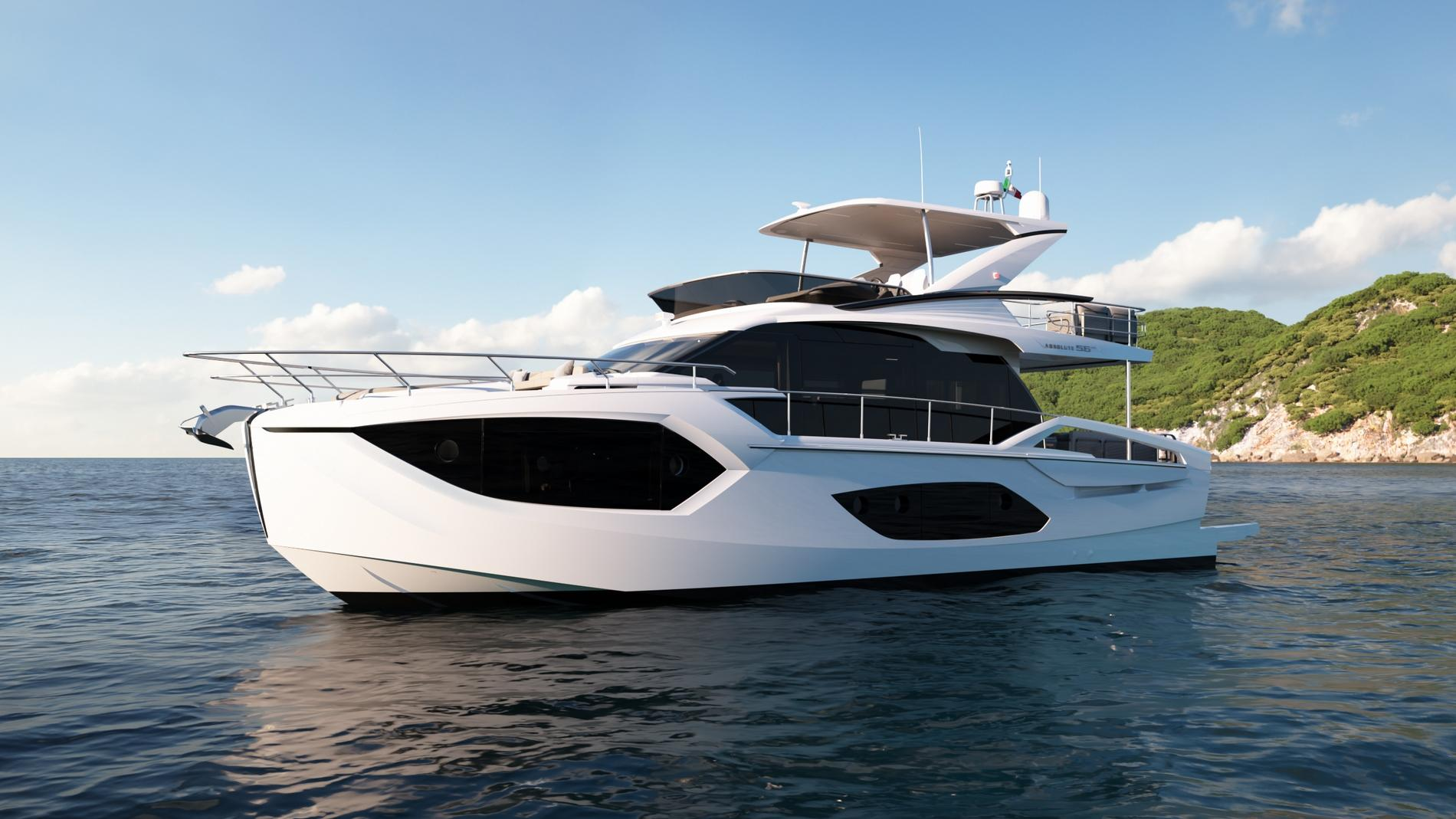 ABSOLUTE 56 FLY - Le Charisme façon ABSOLUTE