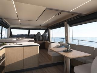 Absolute 60 Fly Nouvelle Génération - Modern Boat