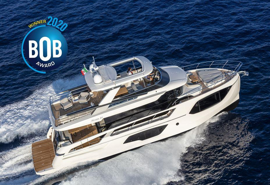 Les Best of Boats 2020 récompensent la Navetta 64, ABSOLUTE excelle