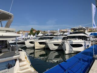 YACHTING FESTIVAL 2021, du 7 au 12 Septembre Vieux-Port de Cannes